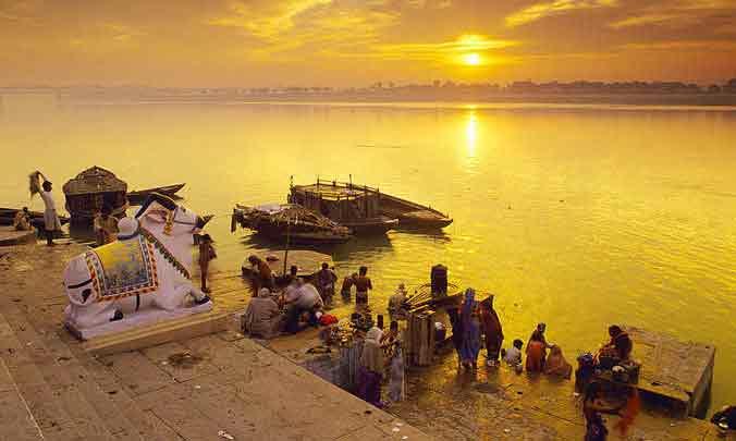 Prayagraj-Ghat-Varanasi
